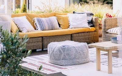 Live Life Outside: Tips for Creating an Outdoor Room