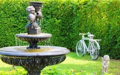 Water Features in the Garden