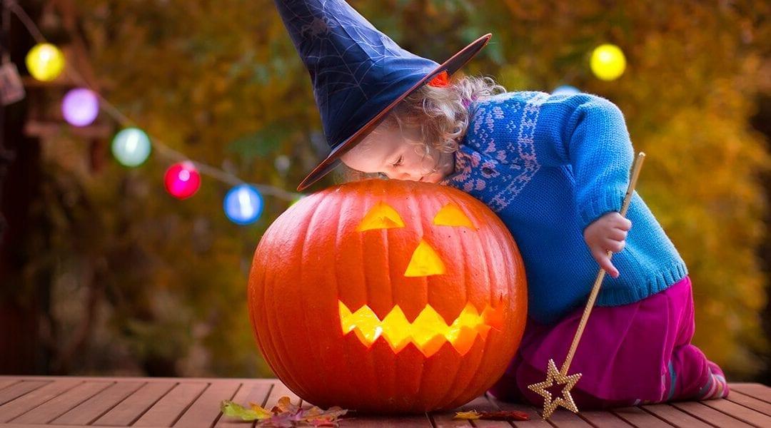 Outdoor Activities for Halloween at Home