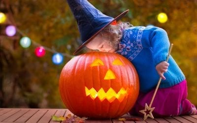 Outdoor Activities for Halloween at Home