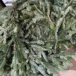 Fraser Fir Garland Roping