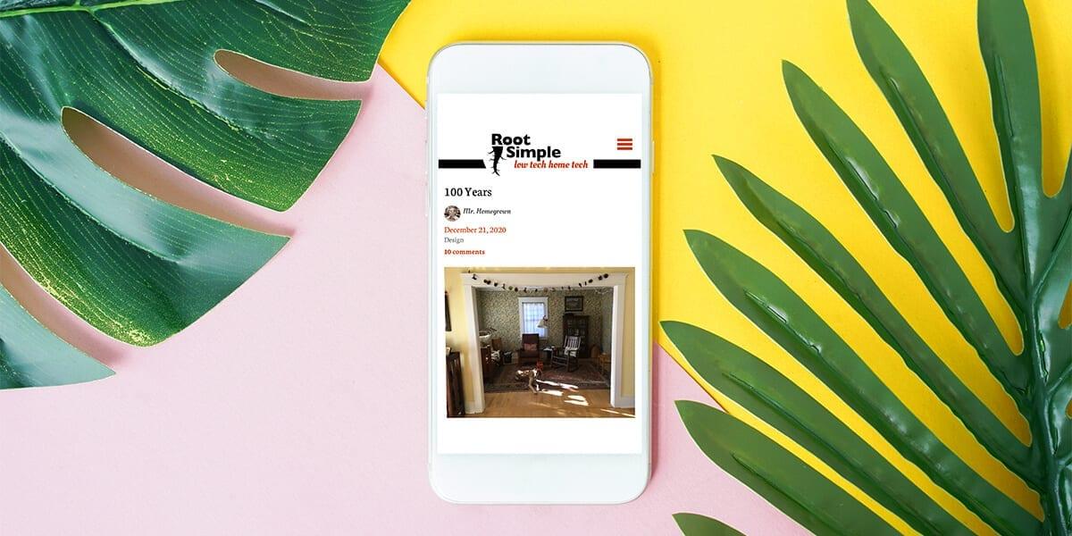 platt-hill-2021-garden-bloggers-influencers-root-simple-phone-leaves