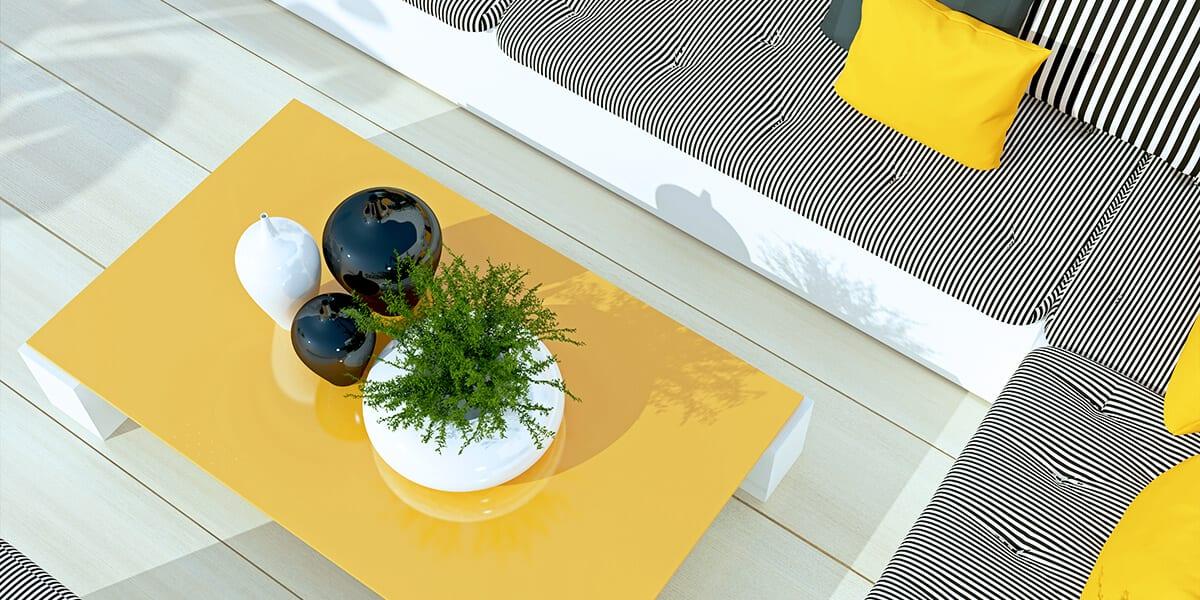 platt hill trends outdoor living yellow pantone patio furniture color trend